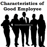 characteristics of good employee