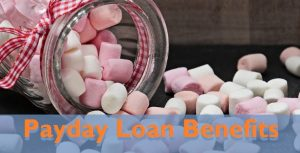 payday Loan Benefits