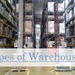 types of warehouses