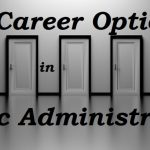 career options in public administration