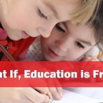 reasons for free education