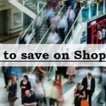 tips to save on shopping