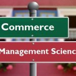 commerce vs management sciences