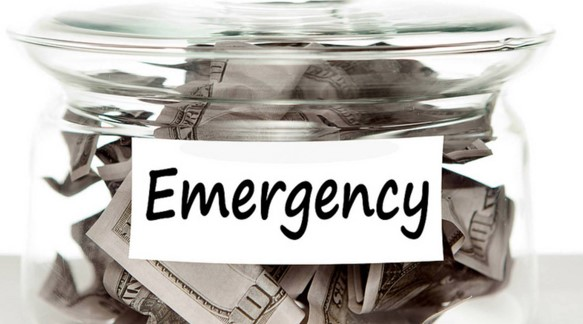 Save Funds for Emergency