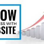 grow business with website