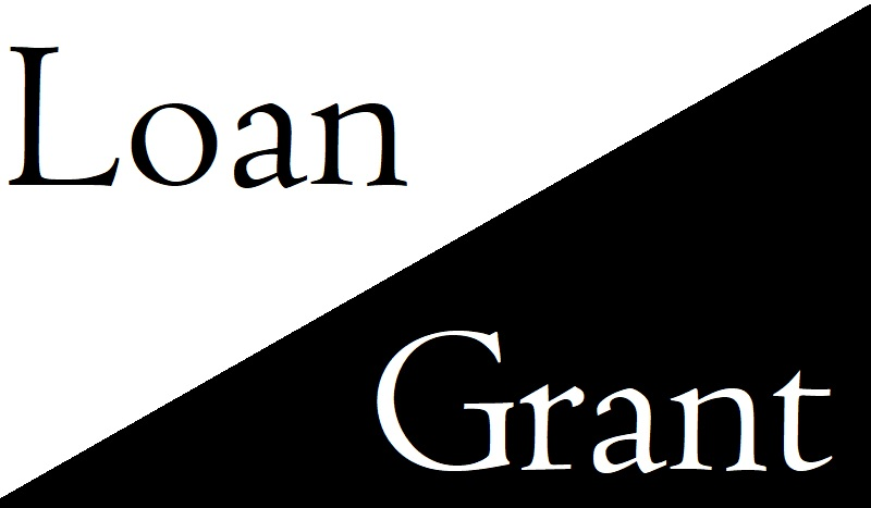 Difference between Grant and Loan