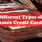 different types of amex credit card