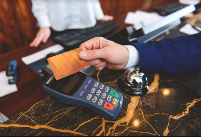 business credit card payment method