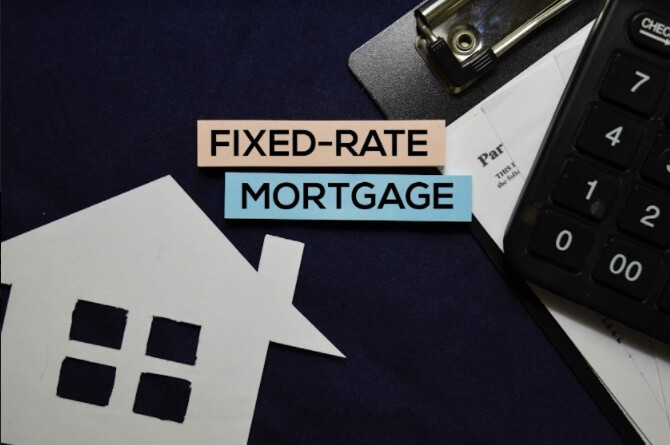 calculating fixed rate mortgage